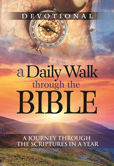 a walk through the bible books a daily walk through the bible by freeman smith llc