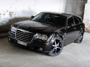 Chrysler 300c Tourer Chrysler 300c Touring Car Review