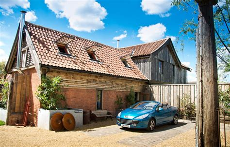 grove barns luxury cottages in suffolk