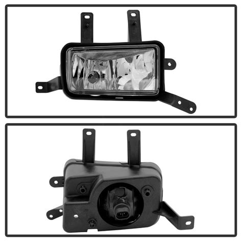 2016 tahoe fog lights 2015 2016 chevy suburban tahoe oem style replacement fog