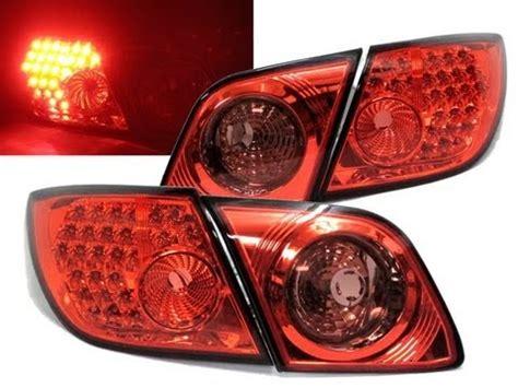 mazda 3 tail lights mazda 3 mazda3 axela 2003 2009 03 09 5dr hatchback led
