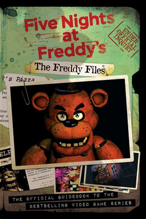 survival logbook five nights at freddy s books five nights at freddy s the freddy files guide book