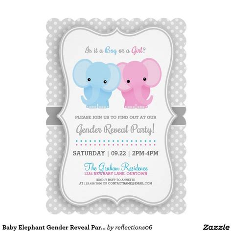 25 best ideas about gender reveal invitations on gender reveal invitations