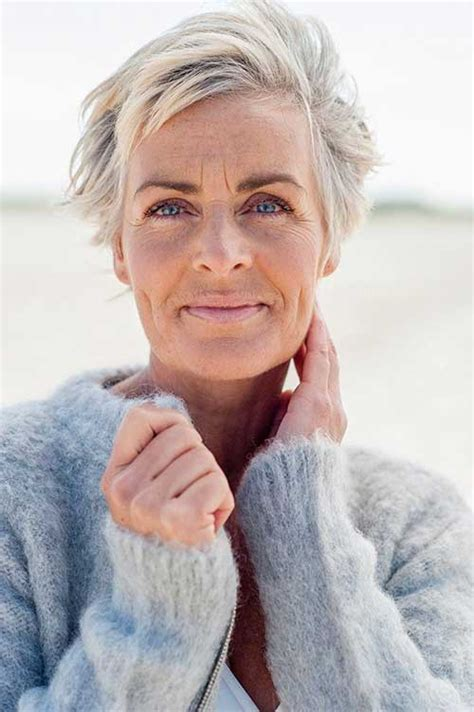 short hair styles for women over 50 gray hair best short haircuts for women over 50 short hairstyles