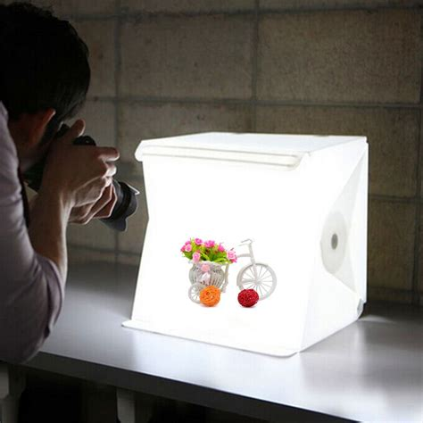Best Seller Light Sheed Mini Studio Portable Photo Product 60x60x6 mini portable photography studio light tent foldable photography light room ebay