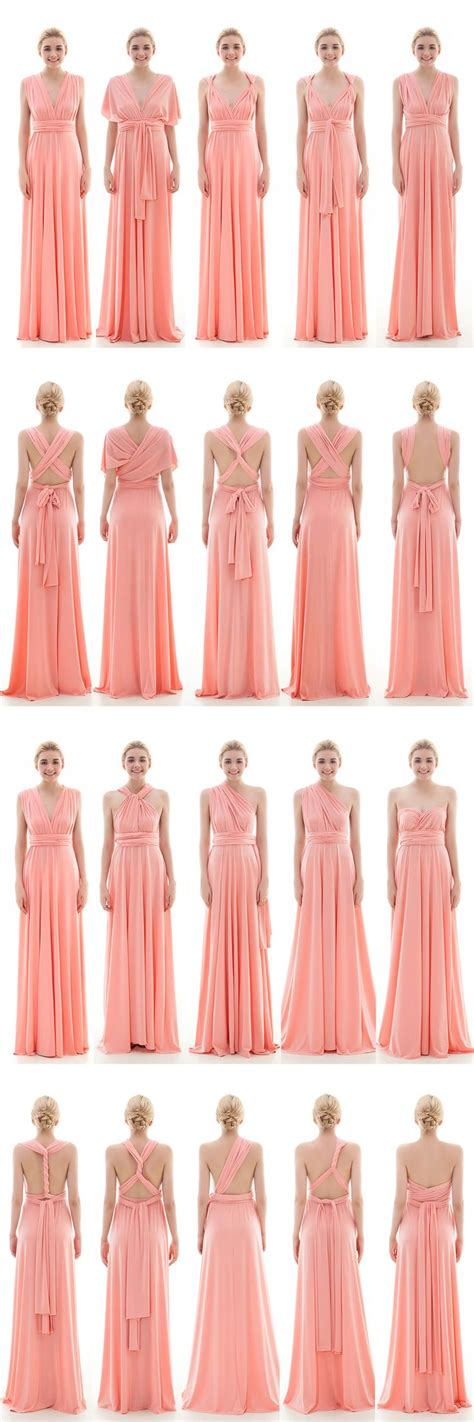 infinity bridesmaids dresses best 25 infinity dress bridesmaid ideas on