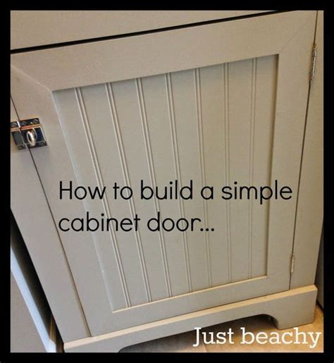 Building Kitchen Cabinet Doors Best 25 How To Build Cabinets Ideas On Pinterest Building Cabinets Building Kitchen Cabinets