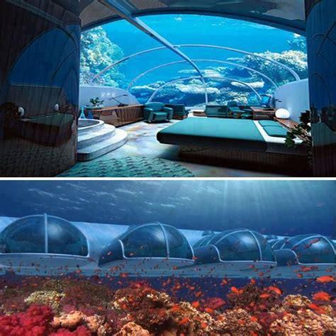 fiji underwater rooms the underwater poseidon resort in fiji places