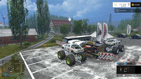 monster truck jam 2015 monster truck jam v1 0 for fs 15 mod download