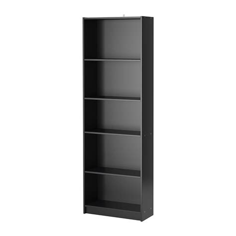 finnby bookcase black ikea