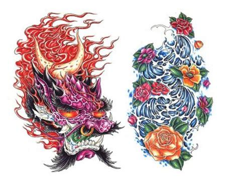 tattoo dragon with flowers aviary photo editor help dragon and flowers tattoo design