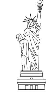 statue of liberty coloring page coloring book page of statue of liberty cliparts co