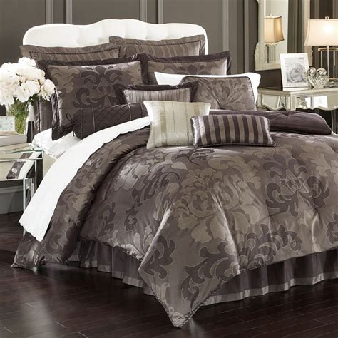 queen size comforter measurements nolita queen size 4 piece comforter set by suntex designs inc