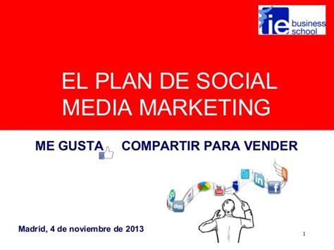 libro el plan de tu presentaci 243 n libro quot el plan de social media marketing quot de manuel alon