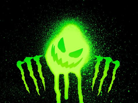 wallpaper keren monster energi kumpulan walpaper background powerpoint lucu unik keren