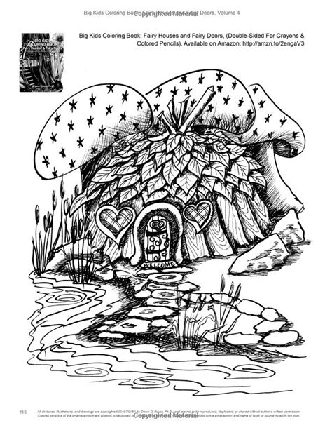 fairy door coloring page 15 best fairy houses and fairy doors images on pinterest