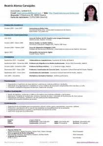 formato de curriculum vitae 2016 resume template example