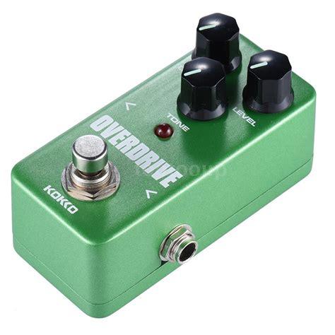Kokko Mini Pedal Booster kokko fod3 mini overdrive pedal portable guitar effect pedal w3w7 ebay