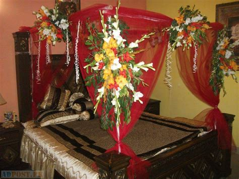 Flower To Decorate A Wedding by Decorate Ur Complete Wedding Room With Fresh Flowers Lahore