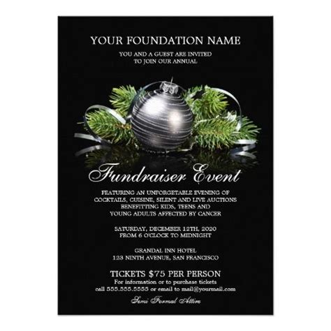 1000 Images About Fundraiser And Charity Fundraising Invitations And Flyers On Pinterest Blue Charity Invitation Template