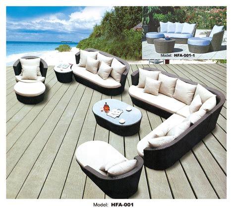 buy large size outdoor sofa set