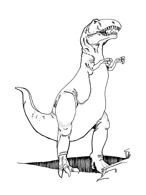 dinosaur cut outs coloring page free coloring pages of dinosaur cut and paste