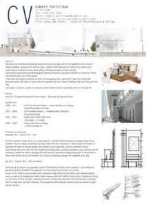 Plantillas De Curriculum Vitae Para Arquitectos 17 Best Images About I D Protofolio On Cool