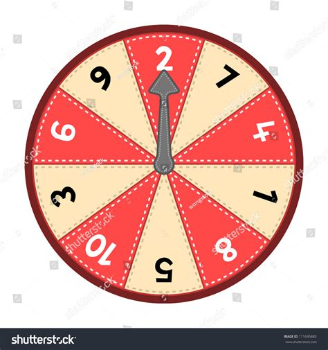 printable spinner with numbers 1 10 spinner template 1 10 www imgkid com the image kid has it