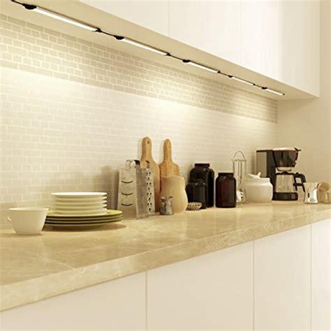 Le Led Under Cabinet Lighting Warm White 900lm Total Of Warm Cabinet Lighting