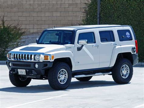 review hummer h3 hummer h3 car review
