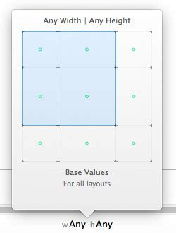 adaptive layout in xcode getting up to speed with xcode 6