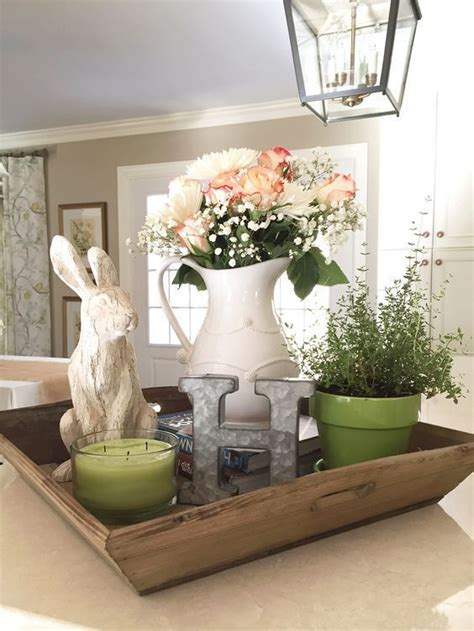 spring decorations for the home 25 best ideas about kitchen table decorations on