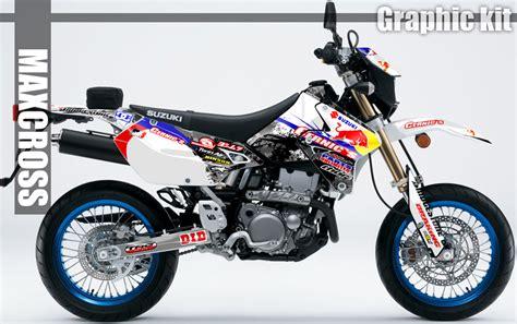Suzuki Drz400sm Graphics Suzuki Drz400s Drz400sm Drz400e 2000 2001 2017 Maxcross