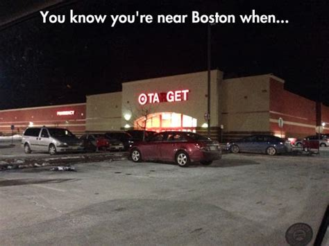 Boston Accent Memes - can we have a new witch ours melted silly sign saturday