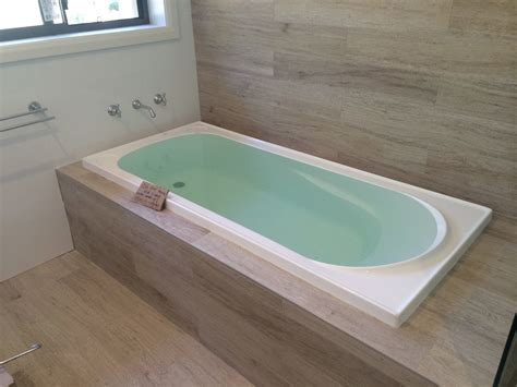 bathtub built in built in bath gap trade services