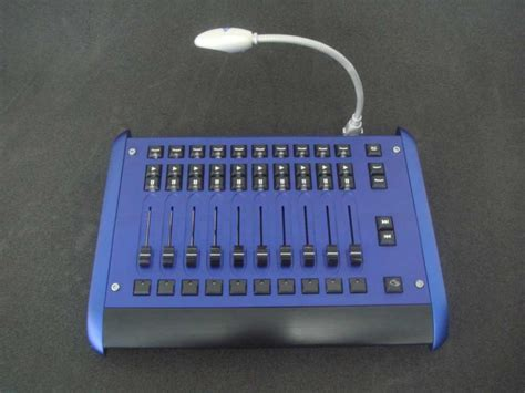 whole hog lighting desk used wholehog usb playback wing by high end systems item
