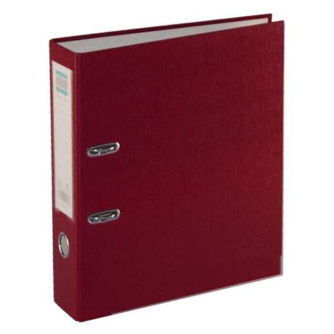 A4 Folder a4 large 75mm lever arch ring binder file folder for home