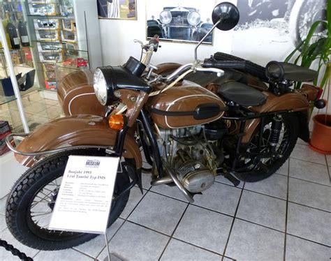 Oldtimer Motorrad Nachbau by Ural Tourist Ims Baujahr 1993 Russisches Motorrad Bmw