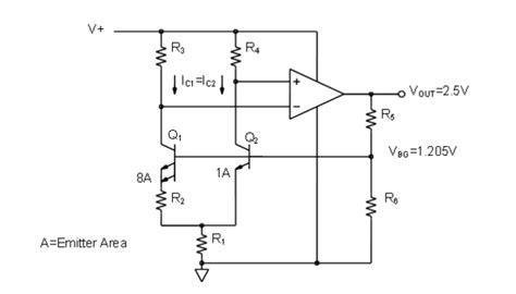 integrated circuits and components for bandgap references and temperature transducers chapter 14 voltage references analog devices wiki