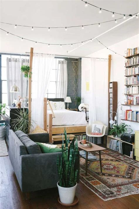 studio apartment rugs how to create a bedroom in a studio apartment l essenziale
