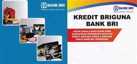 bank kredit ajukan pinjaman uang di bank bri dengan jaminan sk pns