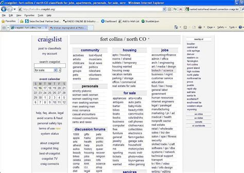 craigslist colorado craigslist fort collins north co jobs apartments autos post
