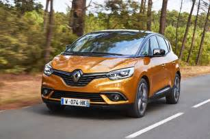 Renault Tce 2016 Renault Scenic Tce 130 Signature Nav Review Review