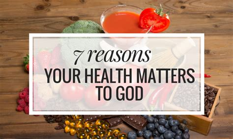 7 Reasons Why Foundation Matters by 7 Reasons Your Health Matters To God 187 Diana Kerr