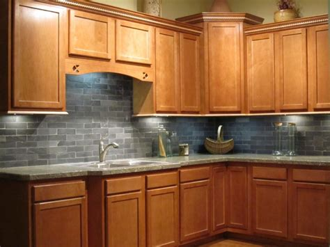 Kitchen With Maple Cabinets by Bretwood Maple Kitchen Cabinetry Other Metro By