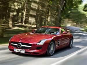 Mercedes Slsamg Auto World Mercedes Sls
