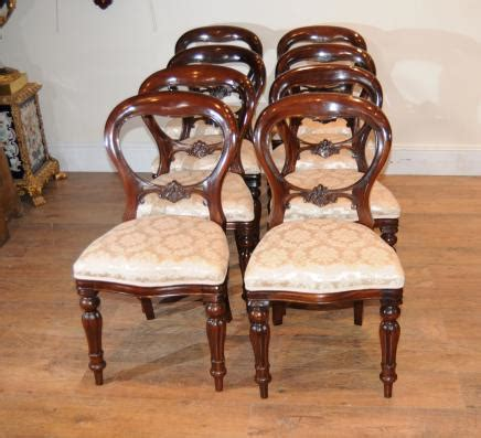 victorian dining room chairs victorian dining chairs