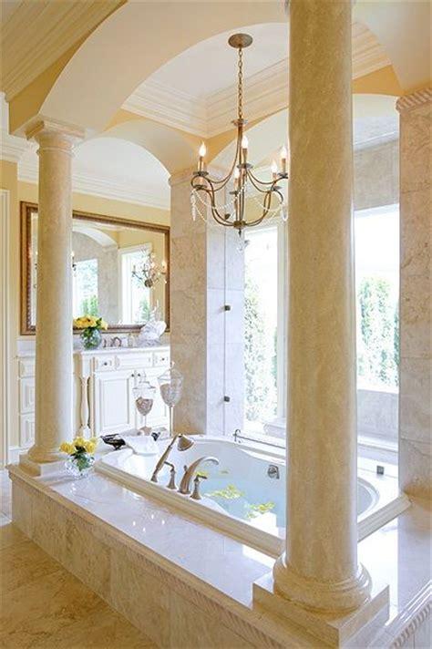 elegant bath an elegant bath bathroom pinterest bath columns and