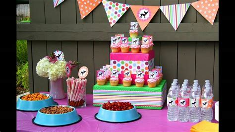 party decorations to make at home easy diy ideas for birthday decorations youtube