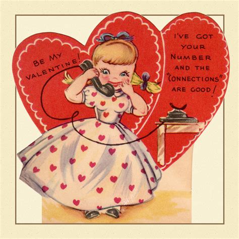 valentines vintage s day traditions through the years